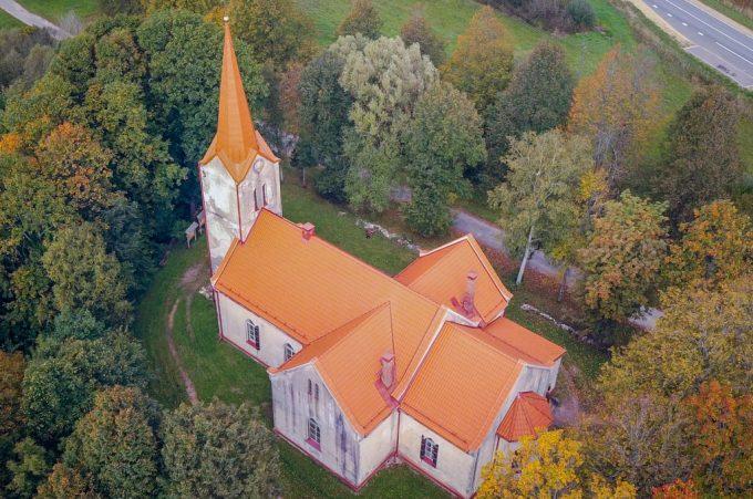 Evangelisch-lutherische Kirche Aizkraukle